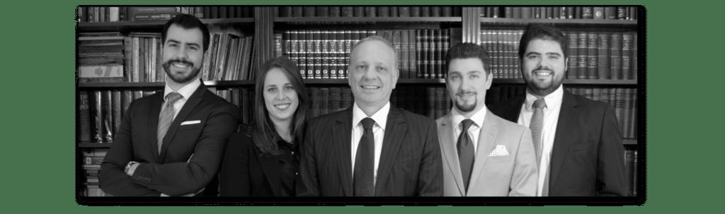 equipe de advogados